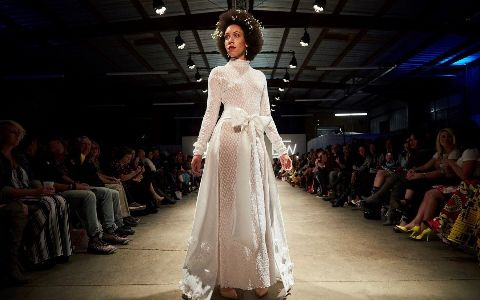 White Dress, Denver Fashion Week, photo by Kyle Cooper 480x300.jpg